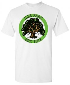 Iles Park T-Shirts & Sweatshirts are available for order.