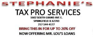 National Night Out Sponsor - Stephanie's Tax Pro Service