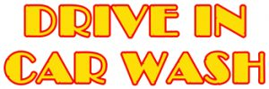 National Night Out Sponsor - Drive In Car Wash